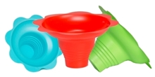 Picture of Flower Sno Kone & Shave Ice Cups 1174