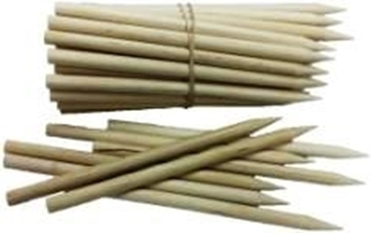 "Picture of Wood Skewers 5-1/2"" long"