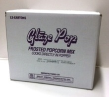 Picture of Chocolate Glaze Pop case of 12 qts.