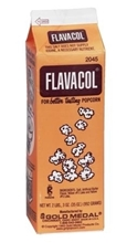Picture of Flavacol Butter Flavored Seasoned Salt - 1 quart