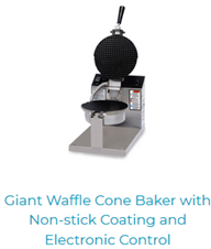 Waffle Cone Baker #5020ET