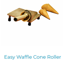 Waffle Cone Roller #5028