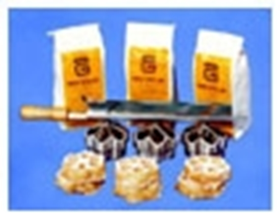 Picture of French Waffle Mix Case of six 5 lb bags***OUT OF STOCK***