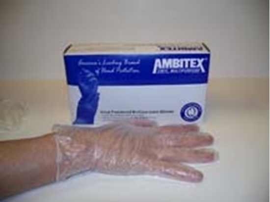 Picture of Vinyl Foodservice Disposable Gloves