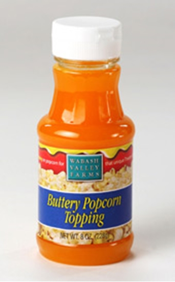 Picture of Buttery Popcorn Topping - 8 oz.