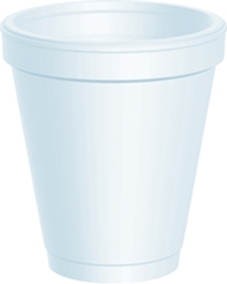 Picture of Insulated Styrofoam Cups & Lids