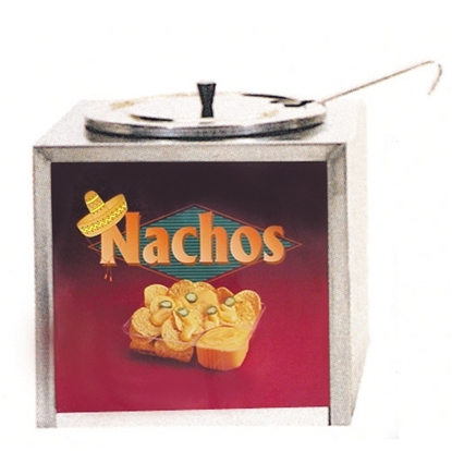 Picture of Nacho Cheese Warmer Dipper Style 2191