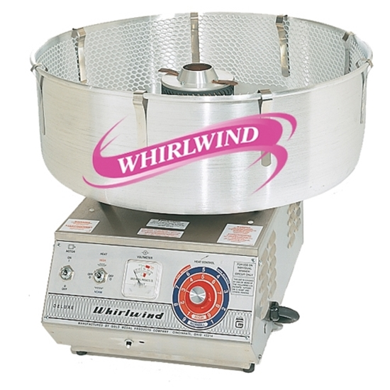 Picture of Gold Medal Stainless Steel Deluxe Whirlwind 3008SS