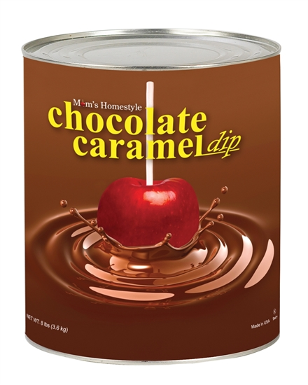 Picture of Chocolate Caramel Apple Dip #4125