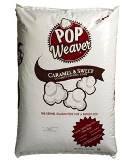 Caramel & Sweet Corn  35lb. bag