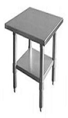 Picture of Stainless Steel Worktable