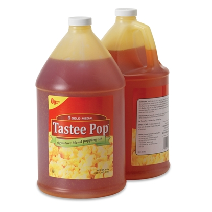 Tastee Pop Popcorn Popping Oil 2763