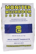 Monster Mushroom Popcorn 35lb bag
