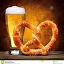 Picture of Cheddar Pretzel & Ale