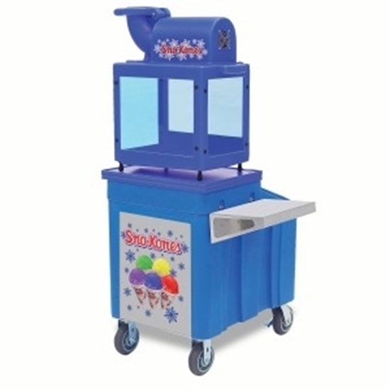 Picture of Insulated Sno-Kone Chest 1025