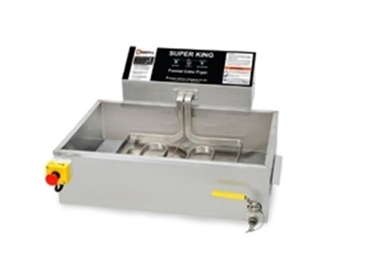 FC-4 Digital Funnel Cake Fryer 8078E