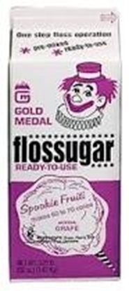 Grape Flossugar Carton