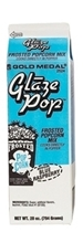 Picture of Blue Raspberry Glaze Pop 1 quart