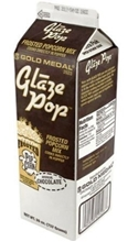 Picture of Chocolate Glaze Pop 1 quart