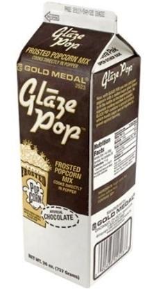 Gold Medal Chocolate Glaze Pop