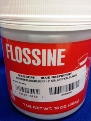 Picture of Flossine Concentrate Blue Raspberry