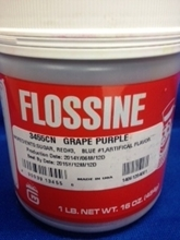 Picture of Flossine Concentrate Grape Purple