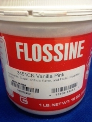 Picture of Flossine Concentrate Vanilla Pink