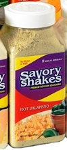 Picture of Hot Jalapeno Savory Shakes 16 oz.