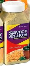 Hot Jalapeno Savory Shakes 16oz
