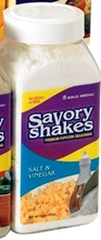 Picture of Salt & Vinegar Savory Shakes 24 oz.