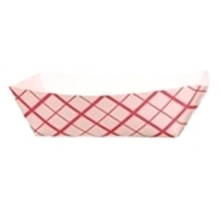 Paper Food Service Trays 1 lb