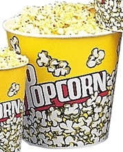 Picture of Popcorn Buckets Popcorn Bucket 170 oz. 150/cs.