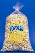 Picture of Take Home Value Sized Popcorn Bag Take Home Bag 100/slv