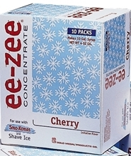 Ee Zee Concentrates Cherry Snow Cone Mix gold medal