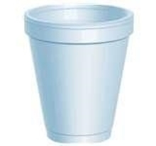 Picture of Insulated Styrofoam CUP 6 OZ.  - 1000/CS.