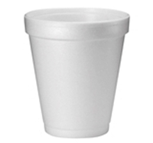 Picture of Insulated Styrofoam CUP 8 OZ.  - 1000/CS .