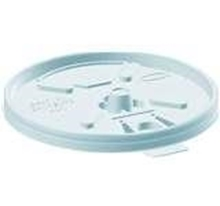Picture of Insulated Styrofoam LID 8 OZ. - 1000/CS.