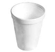 Picture of Insulated Styrofoam CUP 10 OZ.  - 1000/CS .