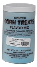 Picture of Corn Treat Flavor Mix - Blue Raspberry