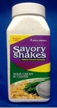 Sour Cream & Chives Savory Shakes 16oz