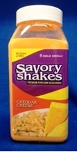 Picture of Yellow Cheddar Savory Shakes 22 oz.