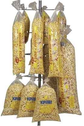 Picture of HEAP-O-CORN Plastic Popcorn Bags