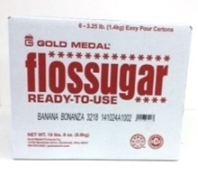 Picture of Flossugar - BANANA  -  Case