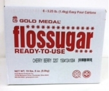 Picture of Flossugar -  CHERRY -  Case