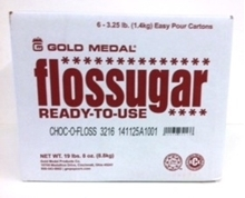 Picture of Flossugar -  CHOCOLATE -  Case