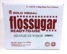 Chocolate Flossugar Case