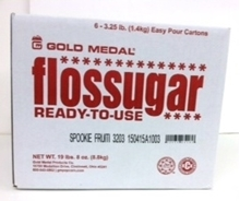 Picture of Flossugar -  GRAPE -  Case