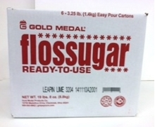 Picture of Flossugar -  LIME - Case