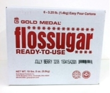 Picture of Flossugar -  STRAWBERRY -  Case