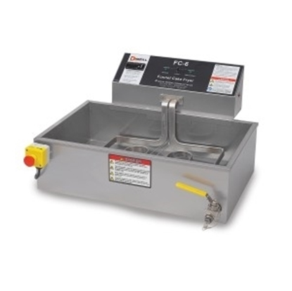 Picture of FC-6 Shallow Fryer 8082E